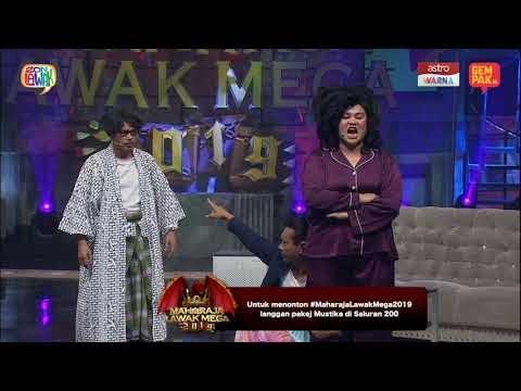 Maharaja Lawak Mega 2019 - JBorn minggu 6