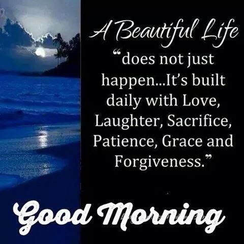 Good Morning Beautiful Life Pictures Photos And Images For