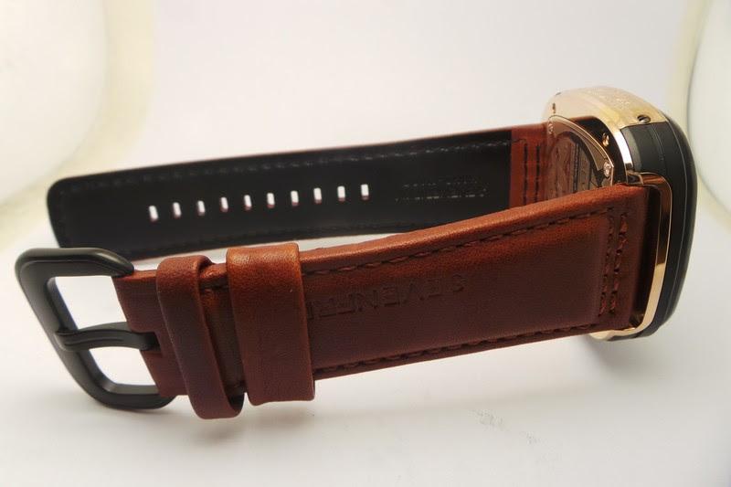 SevenFriday M1-1 Genuine Leather Strap