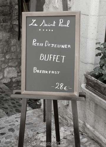 restaurant le saint paul
