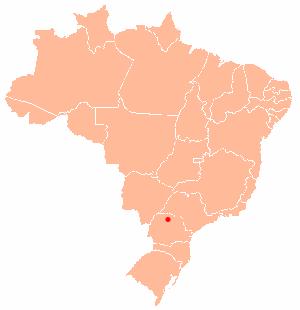 Maringa in Brazil