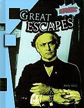 Read E-Book Online Great Escapes (Raintree Atomic) 1410924971 Free PDF Book