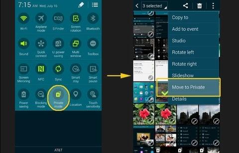 Smartphone, Samsung Galaxy