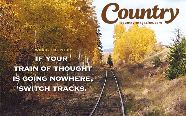 Quotes About Railroad Tracks 33 Quotes