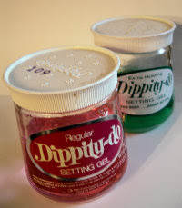 Dippity-do Setting Gel by Gillette