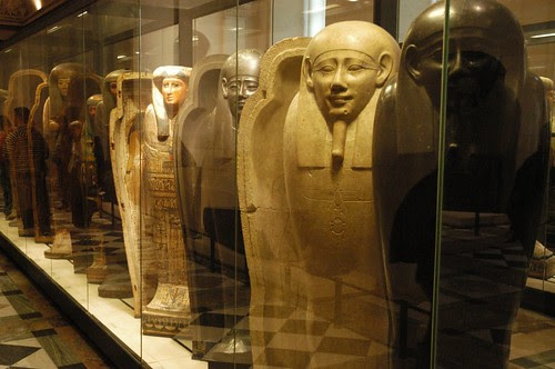 Mummy Caskets