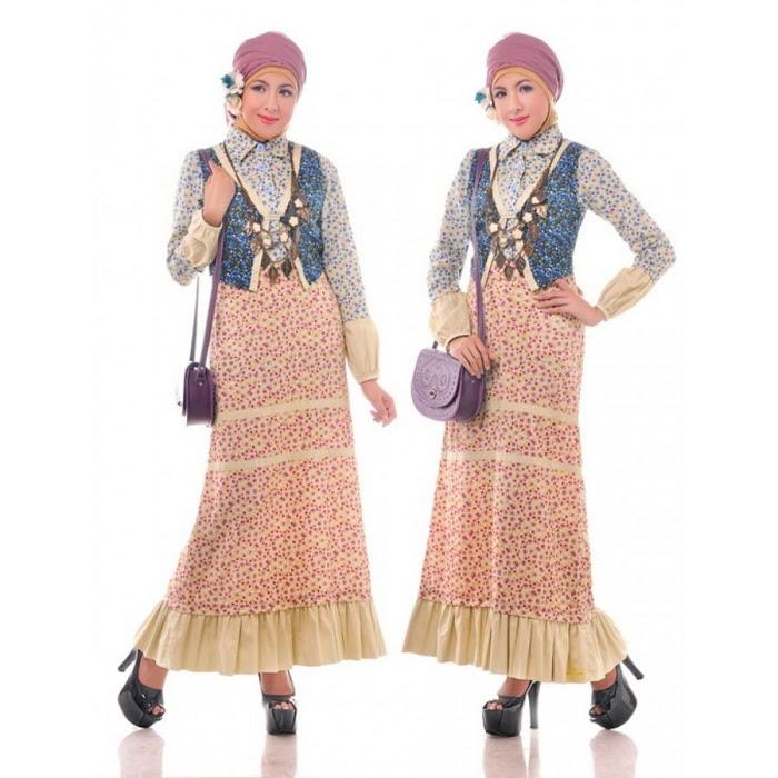 Model Rambut Pendek Muslimah