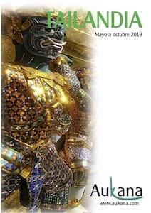 Circuitos a Tailandia 2019 Aukana
