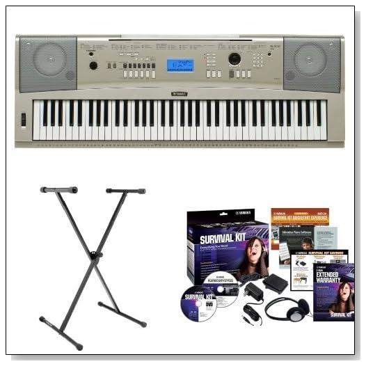 Yamaha Ypg 235 76 Key Usb Keyboard Review