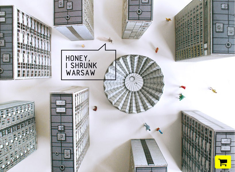 warsaw cutout models recreate eastern block modernism