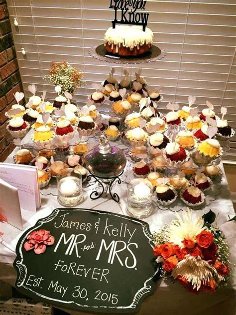 home improvement. Nothing bundt cakes wedding   Summer