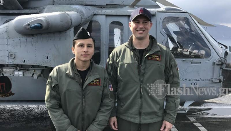 Οι Έλληνες του USS George Bush (Φωτό - Βίντεο) - Φωτογραφία 8