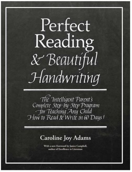 Beautiful Handwriting, Literature and Poetry {Everyday Education, LLC}