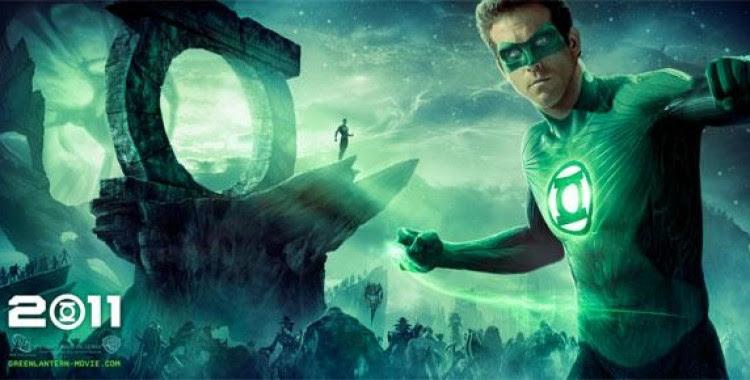 'Lanterna Verde' só deverá aparecer em 'Liga da Justiça – Parte 2'