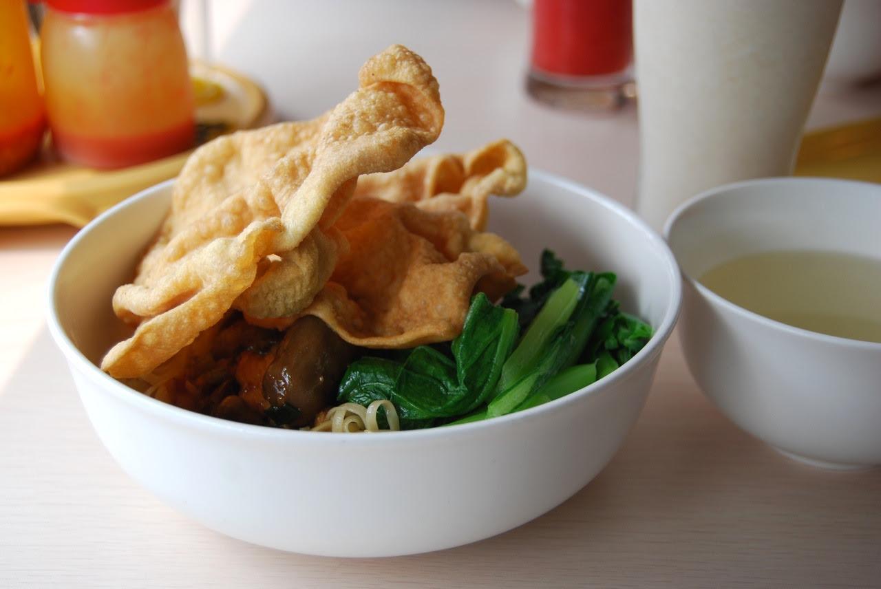 Resep Spesial Mie Ayam Pangsit