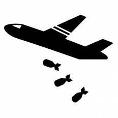 攻撃シルエット イラストの無料ダウンロードサイトシルエットac