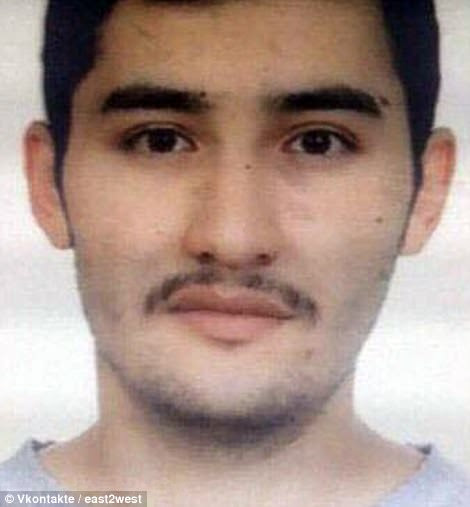 Image result for Russian Suicide Bomber Identified Kyrgyz