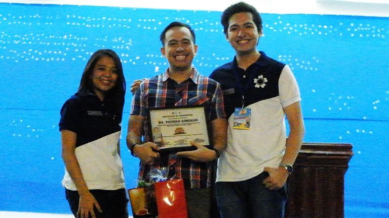 Filipino motivational speakers with Juan Big Idea organizers