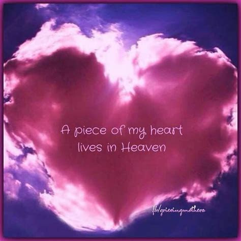 A Peace Of My Heart Lives In Heaven Pictures, Photos, and