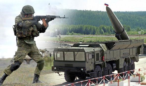 Soldier firing a gun