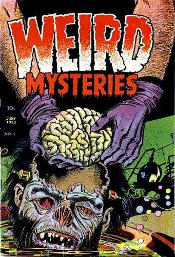 weird mysteries 5