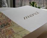 Paris Thank You Cards (Set of 5)