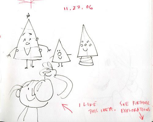 Sketches: Adventure in Carols 1