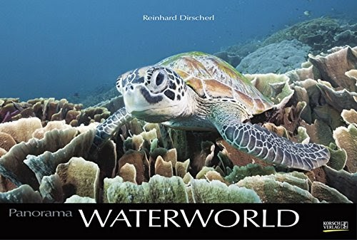 buch - download: waterworld 2018: großer foto-wandkalender