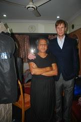 Kim With Bollywoods Wanted Dam Madar Malang of Mumbai by firoze shakir photographerno1