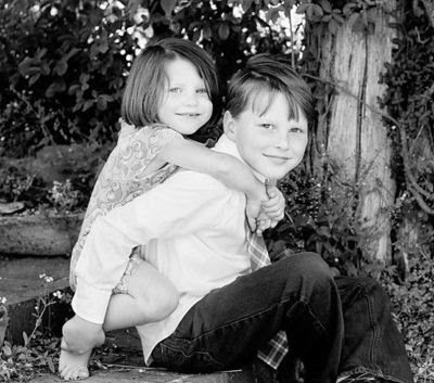 Christmas Card Photo Idea Love This Brother Sister Shot By K