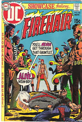 Joe Jubert's Firehair