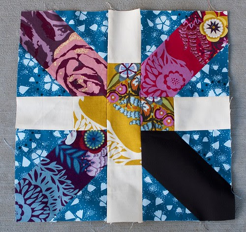 x and + block for Megan