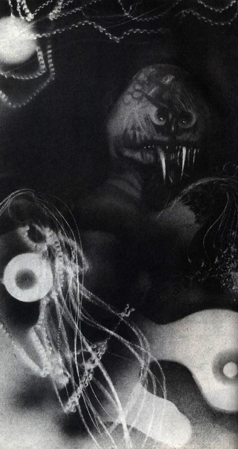Josep M. Beá - Lovecraft Monster Gallery - 22