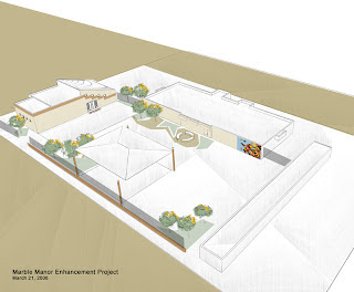 Marble Manor rendering