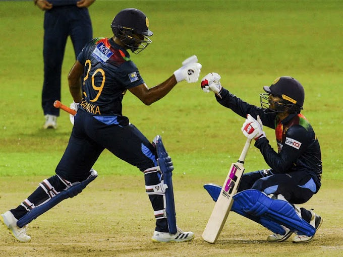2nd T20I: Sri Lanka beat depleted India by 4 wickets to keep series alive