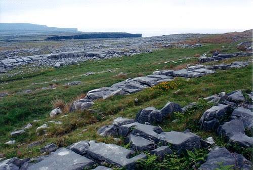 From Dún Aonghasa
