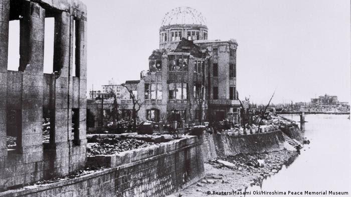 Japan Hiroshima Früher und Heute Bildergalerie Bild 7