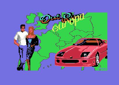 Out Run Europa - imagen 1