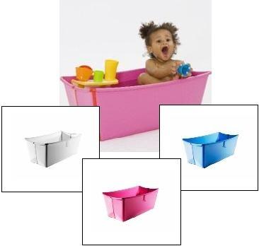 folding infant bathtub bath fans. Black Bedroom Furniture Sets. Home Design Ideas