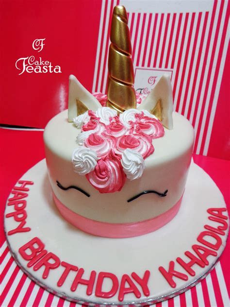 Unicorn Birthday Cake   Customized Cakes in Lahore   Free