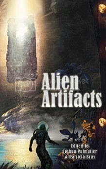 Alien Artifacts book cover