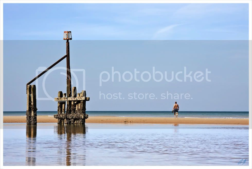 Beach,Norfolk,Summer