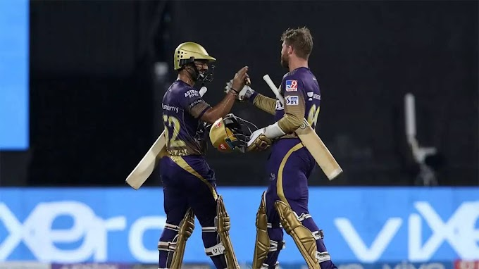 IPL 2021: KKR set up title clash against CSK with 3-wicket win over DC