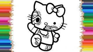 All Clip Of Mewarnai Gambar Hello Kitty Bhclipcom