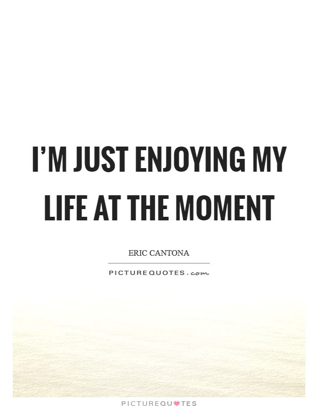 Just Enjoying Life Quotes Sayings Just Enjoying Life Picture Quotes