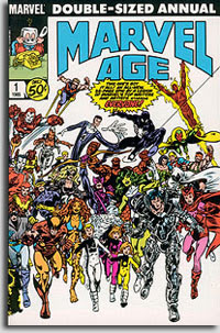 Marvel Age Annual #1