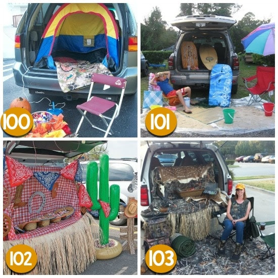 120 Creative Trunk Or Treat Ideas Pushup24