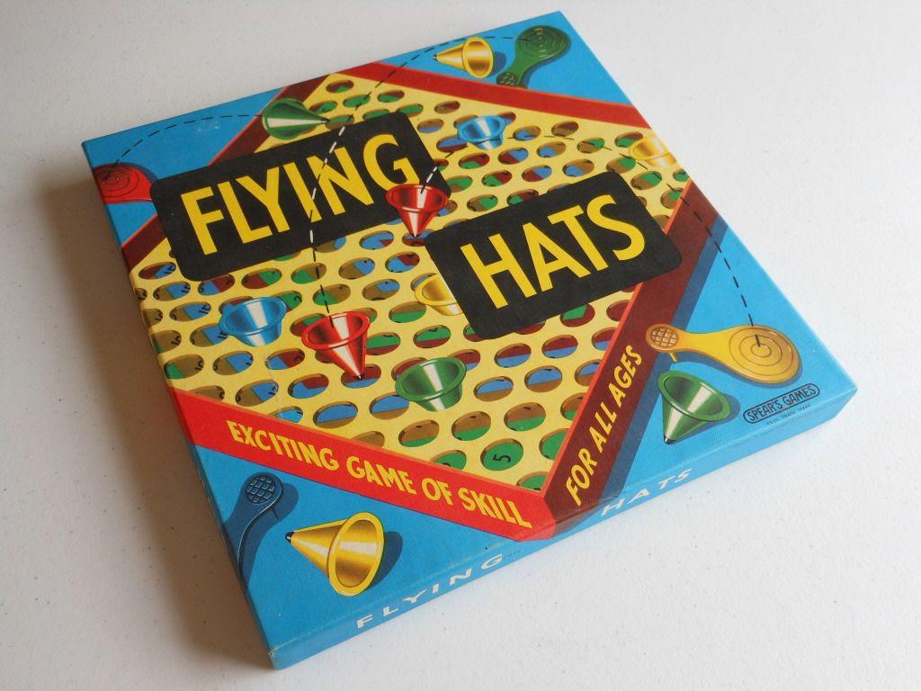 Flying Hats box