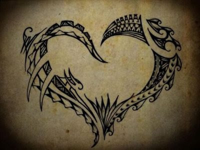 Hawaiian Tribal Tattoo Designs For Women