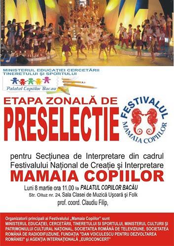 MAMAIA COPIILOR 2010 inimabacaului